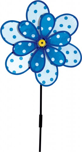 The Spirit of Air Flower Spinner is Sold by Devon Outdoor and The Camping and Kite Centre.