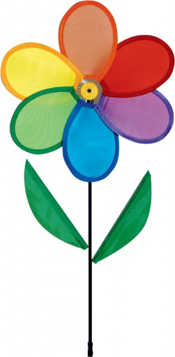 The Spirit of Air Mini Flower Spinner is Sold by Devon Outdoor and The Camping and Kite Centre.