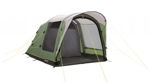 The Outwell Cedarville 3A Tent is Sold by Devon Outdoor and The Camping and Kite Centre.