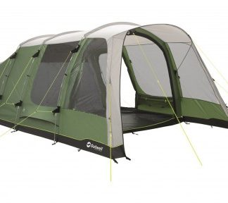 The Outwell Willwood 5 Tent is Sold by Devon Outdoor and The Camping and Kite Centre.