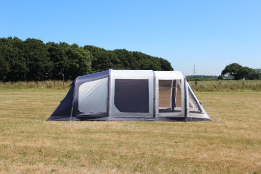 The Outdoor Revolution Airedale 5s is Sold by Devon Outdoor and The Camping and Kite Centre.