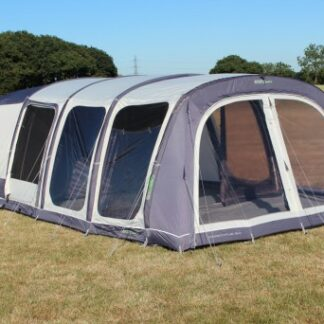 The Outdoor Revolution Airedale 6s Tent is Sold by Devon Outdoor and The Camping and Kite Centre.