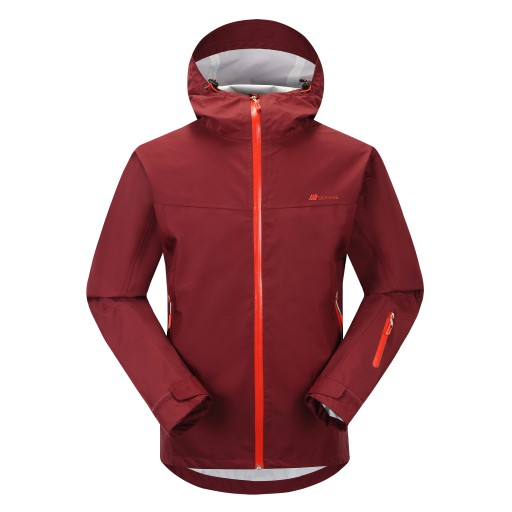 The Skogstad Trollvasstind 3 Layer Technical Shell Jacket is Sold by Devon Outdoor and The Camping and Kite Centre.