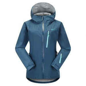 The Skogstad Ladies Hornstinden 2.5 Layer Technical Jacket is Sold by Devon Outdoor and The Camping and Kite Centre.