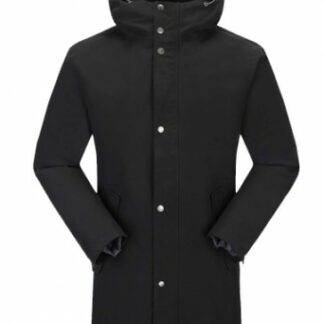 The Skogstad Mens Fyrde 2 Layer Technical Parka is Sold by Devon Outdoor and The Camping and Kite Centre.