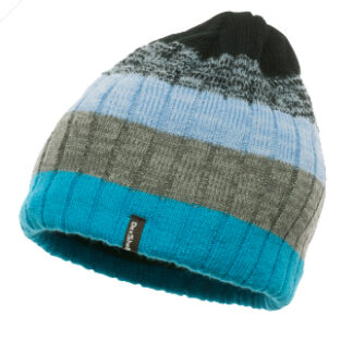 The Dexshell Gradient Beanie Hat is Sold by Devon Outdoor and The Camping and Kite Centre.