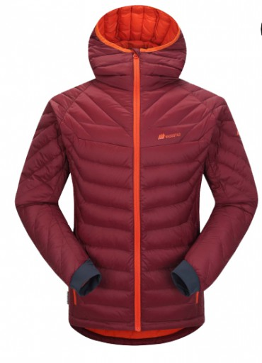 The Skogstad Mens Salen Down Jacket is Sold by Devon Outdoor and The Camping and Kite Centre.