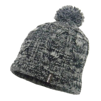 The Dexshell Single Pom Cable Beanie Hat is Sold by Devon Outdoor and The Camping and Kite Centre.