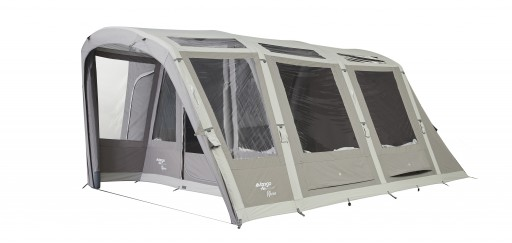 The Vango Rhone Tall Driveaway Awning 2019 is Sold by Devon Outdoor and The Camping and Kite Centre.