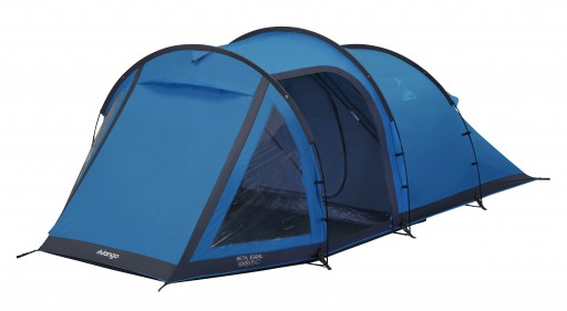The Vango Beta 350XL Tent is Sold by Devon Outdoor and The Camping and Kite Centre.