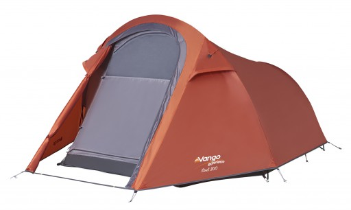 The Vango Soul 300 Tent is Sold by Devon Outdoor and The Camping and Kite Centre.