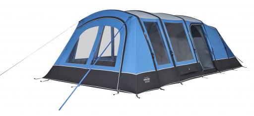 The Vango Azura Air 600XL Tent 2019 is Sold by Devon Outdoor and The Camping and Kite Centre.