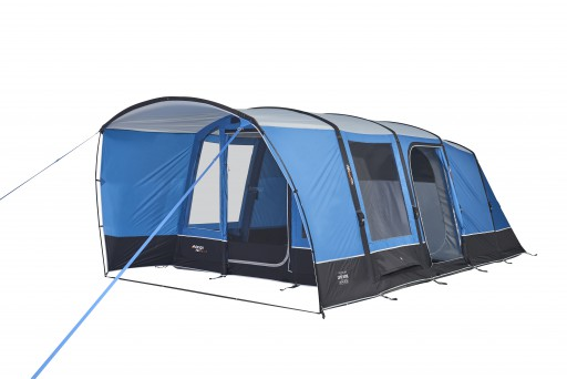 The Vango Capri Air 500XL Tent 2019 is Sold by Devon Outdoor and The Camping and Kite Centre.