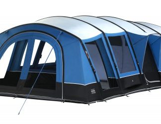 The Vango Valencia Air Tent 2019 is Sold by Devon Outdoor and The Camping and Kite Centre.