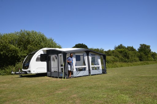 The Kampa Club Air Pro 450 is Sold by Devon Outdoor and The Camping and Kite Centre.