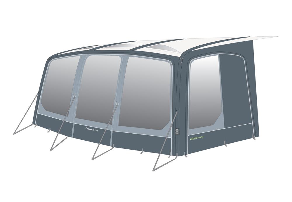 Outdoor Revolution Eclipse 420 Pro Caravan Awning 2019