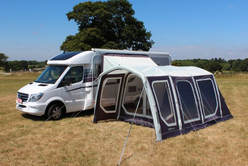 The Outdoor Revolution Movelite T4 Driveaway Awning is Sold by Devon Outdoor and The Camping and Kite Centre.