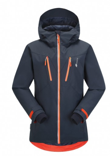 The Skogstad Ladies Halkebakken 2 Layer Technical Jacket is Sold by Devon Outdoor and The Camping and Kite Centre.