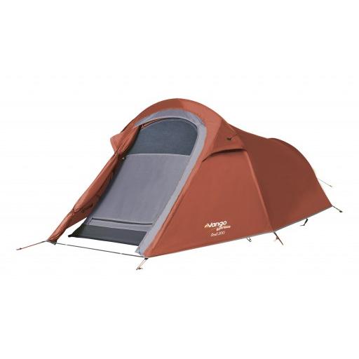 The Vango Soul 200 Tent