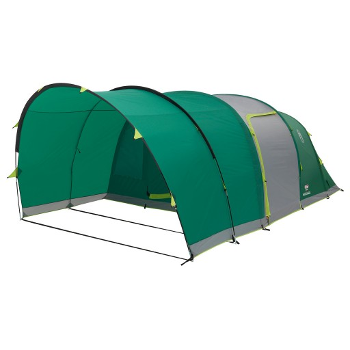 The Coleman Fastpitch Air Valdes 4 Tent is Sold by Devon Outdoor and The Camping and