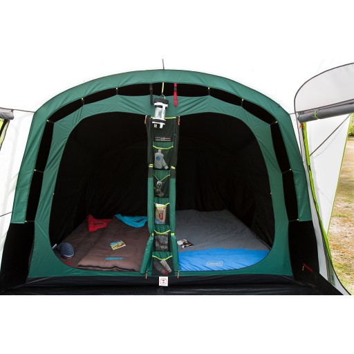 The Coleman Mackenzie 4 Tent is Sold by Devon Outdoor and The Camping and Kite Centre.