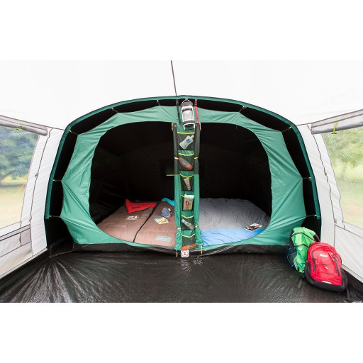 The Coleman Rocky Mountain 5 Plus XL Tent is Sold by Devon Outdoor and The Camping and Kite Centre.