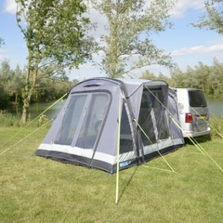 The Kampa Travel Pod Motion Air Pro VW is Sold by Devon Outdoor and The Camping and Kite Centre.