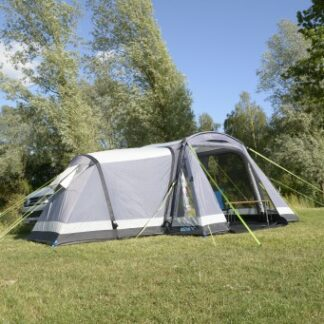 The Kampa Motion Air Annexe is Sold by Devon Outdoor and The Camping and Kite Centre.