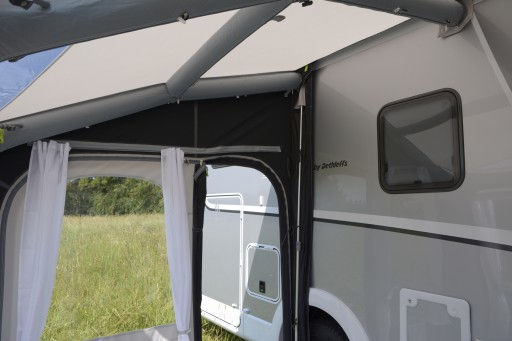The Kampa Motor Rally Air Pro 260 S is Sold by Devon Outdoor and The Camping and Kite Centre.