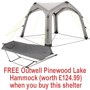 Outwell Vale Air Shelter