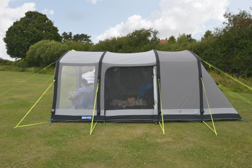 The Kampa Travel Pod Touring Classic Air VW is Sold by Devon Outdoor and The Camping and Kite Centre.