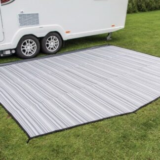 The Kampa Grande Air Pro 330 Continental Carpet is Sold by Devon Outdoor and The Camping and Kite Centre.