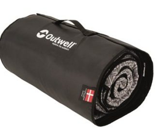 The Outwell Cedarville 3A Flat Woven Carpet is Sold by Devon Outdoor and The Camping and Kite Centre.