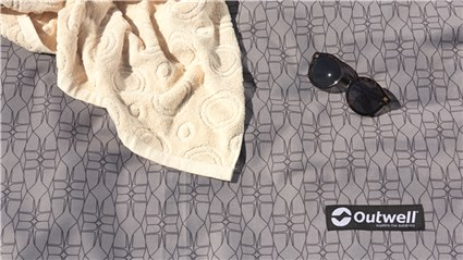 The Outwell Cedarville 5A Flat Woven Carpet is Sold by Devon Outdoor and The Camping and Kite Centre.