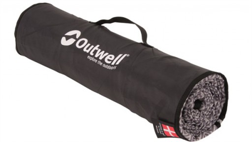 The Outwell Milestone Nap Flat Woven Carpet is Sold by Devon Outdoor and The Camping and Kite Centre.