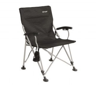The Outwell Campo XL Folding Chair is Sold by Devon Outdoor and The Camping and Kite Centre.