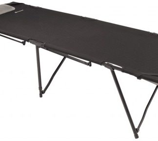 The Outwell Posadas Foldaway Bed is Sold by Devon Outdoor and The Camping and Kite Centre.