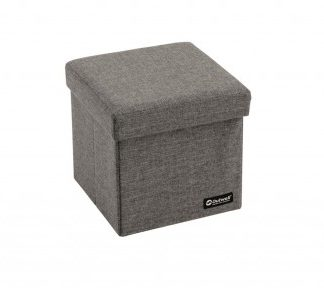 The Outwell Cornillon M Seat and Storage Box is Sold by Devon Outdoor and The Camping and Kite Centre.