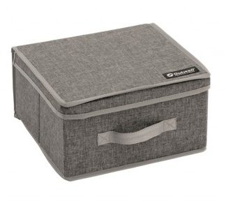 The Outwell Palmar M Storage Box is Sold by Devon Outdoor and The Camping and Kite Centre.