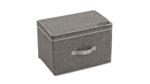 The Outwell Palmar L Storage Box is Sold by Devon Outdoor and The Camping and Kite Centre.