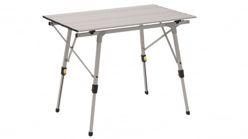 The Outwell Canmore M Table is Sold by Devon Outdoor and The Camping and Kite Centre.