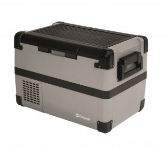The Outwell Deep Cool 50L Compression Cooler is Sold by Devon Outdoor and The Camping and Kite Centre.