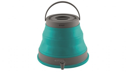 The Outwell Collaps Water Carrier is Sold by Devon Outdoor and The Camping and Kite Centre.