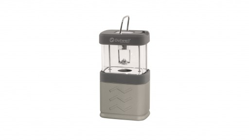 The Outwell Morion Lantern is Sold by Devon Outdoor and The Camping and Kite Centre.
