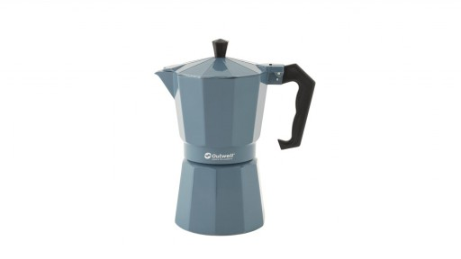The Outwell Manley L Expresso Maker is Sold by Devon Outdoor and The Camping and Kite Centre.