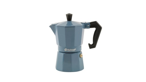 The Outwell Manley M Expresso Maker is Sold by Devon Outdoor and The Camping and Kite Centre.