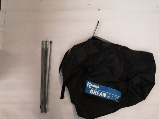 The Kampa Brean 4 Air Spares are Sold by Devon Outdoor and The Camping and Kite Centre.