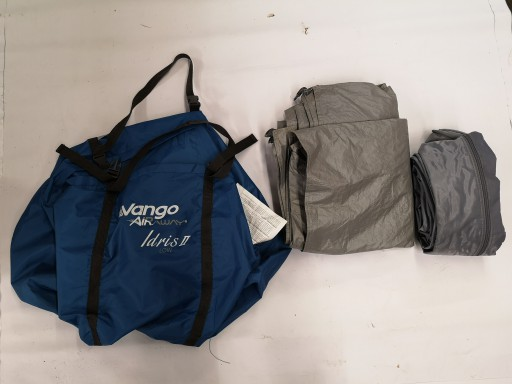 The Vango Idris II Low Spares are Sold by Devon Outdoor and The Camping and Kite Centre.