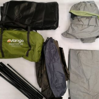The Vango Padstow 500 Spares are Sold by Devon Outdoor and The Camping and Kite Centre.