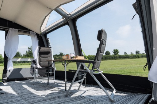 The Kampa Club Air Pro 330 Roof Lining 2019 is Sold by Devon Outdoor and The Camping and Kite Centre.